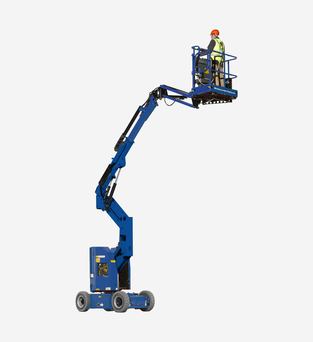 30JP - 11.14m Electric Boom Lift