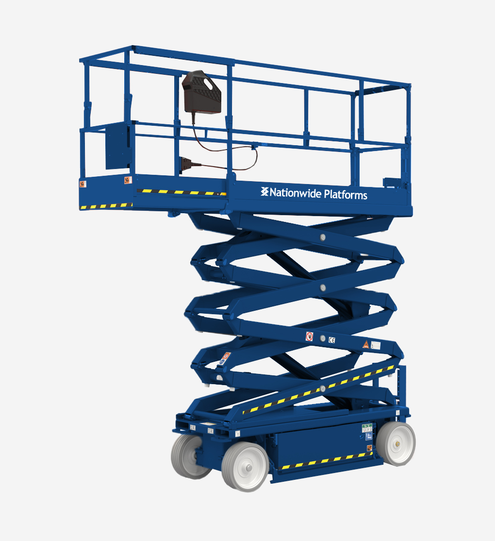 3226 - 9.92m Electric Scissor Lift