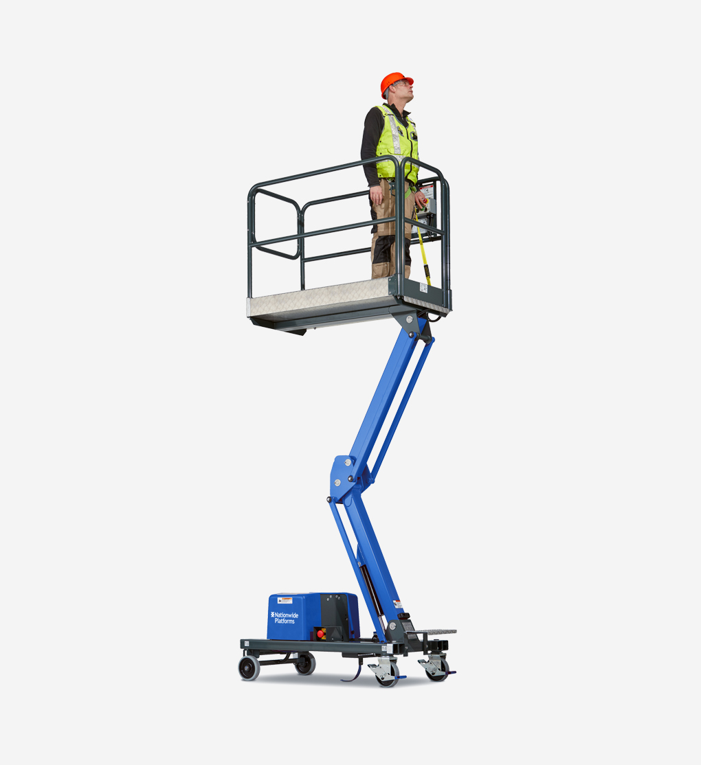 POWERTOWER - 5.10m Electric Personnel Lift