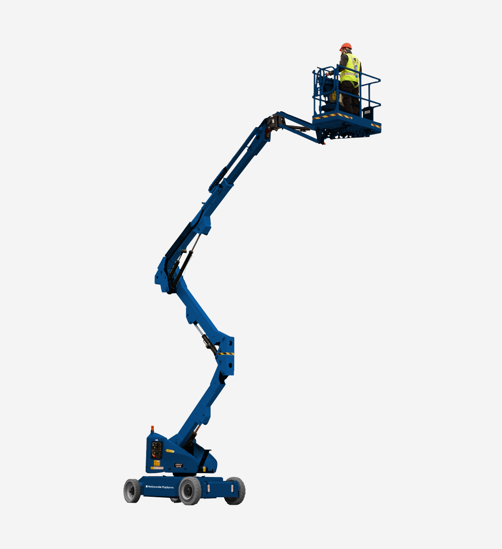 40NJ - 14.19m Electric Boom Lift