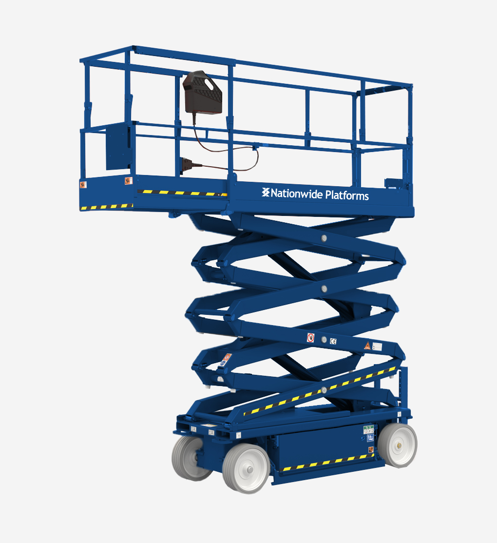 3220 - 8.1m Electric Scissor Lift