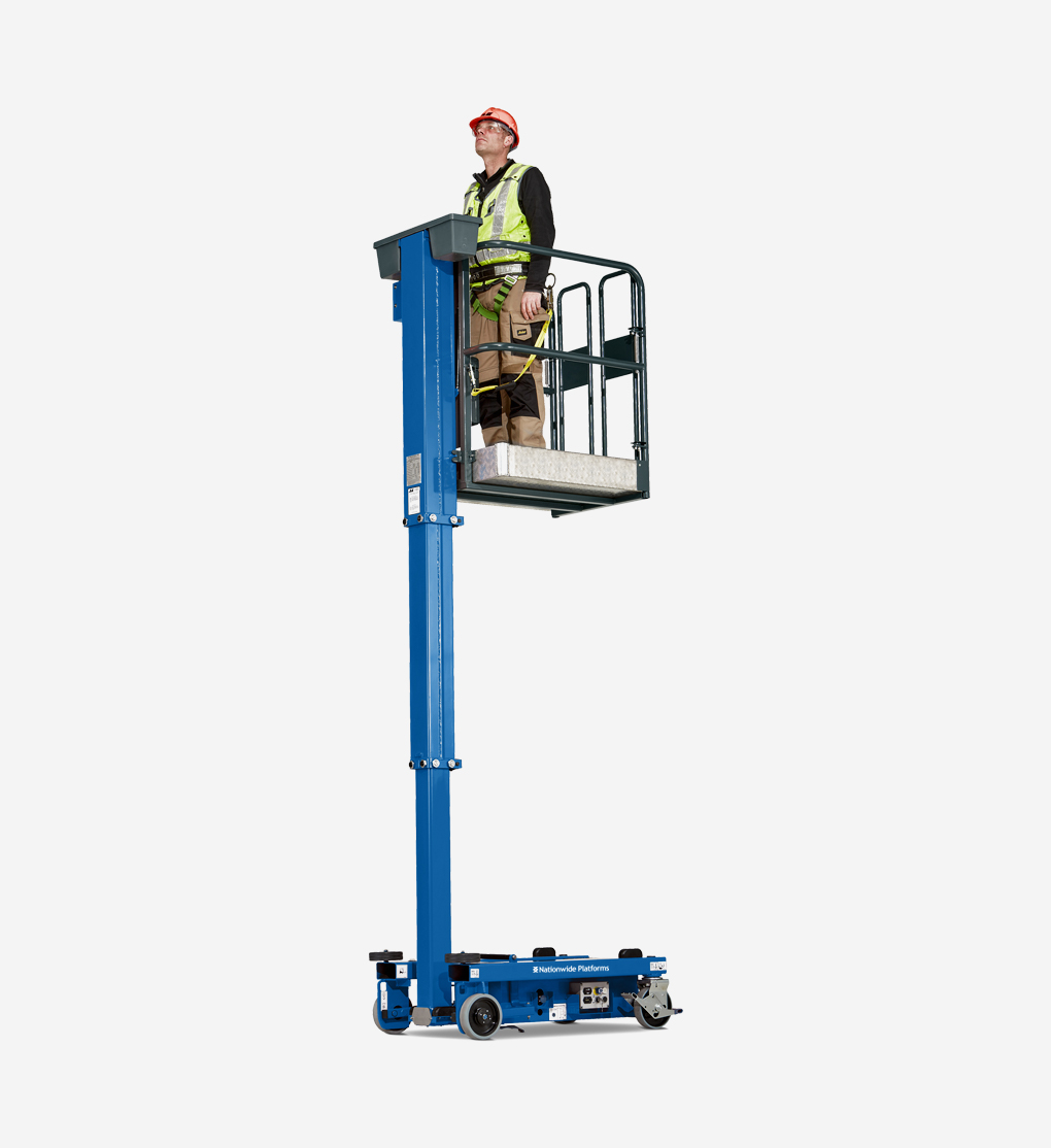 NANO - 4.5m Electric Personnel Lift