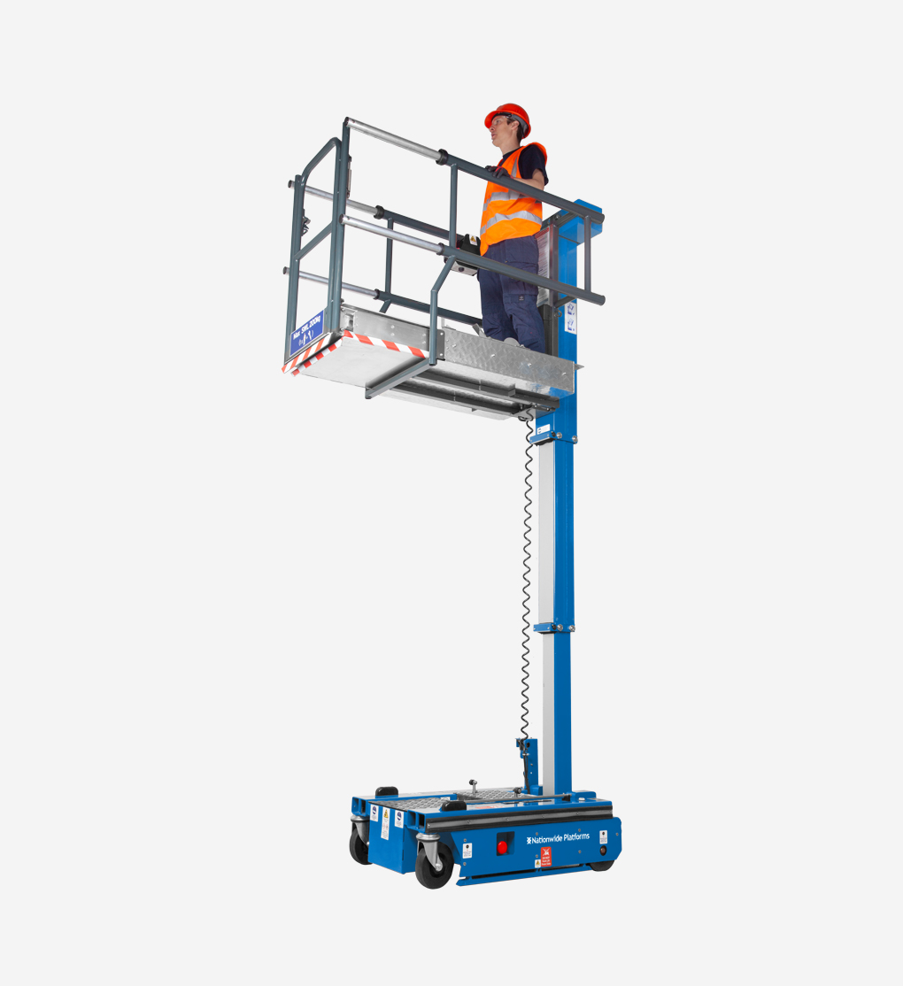 NANOSP+ - 4.5m Electric Personnel Lift