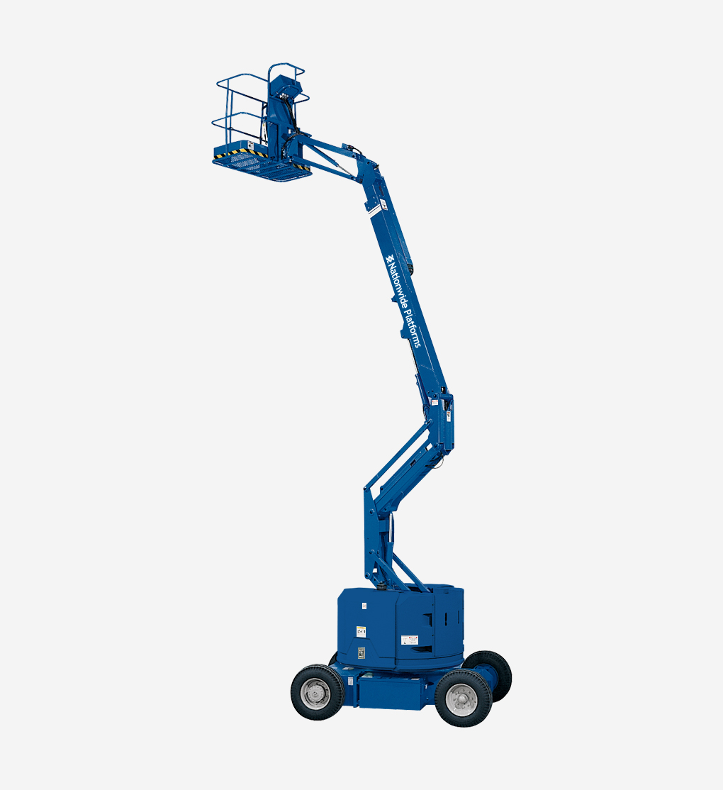 Z45BJ - 15.94m Bi Energy Boom Lift