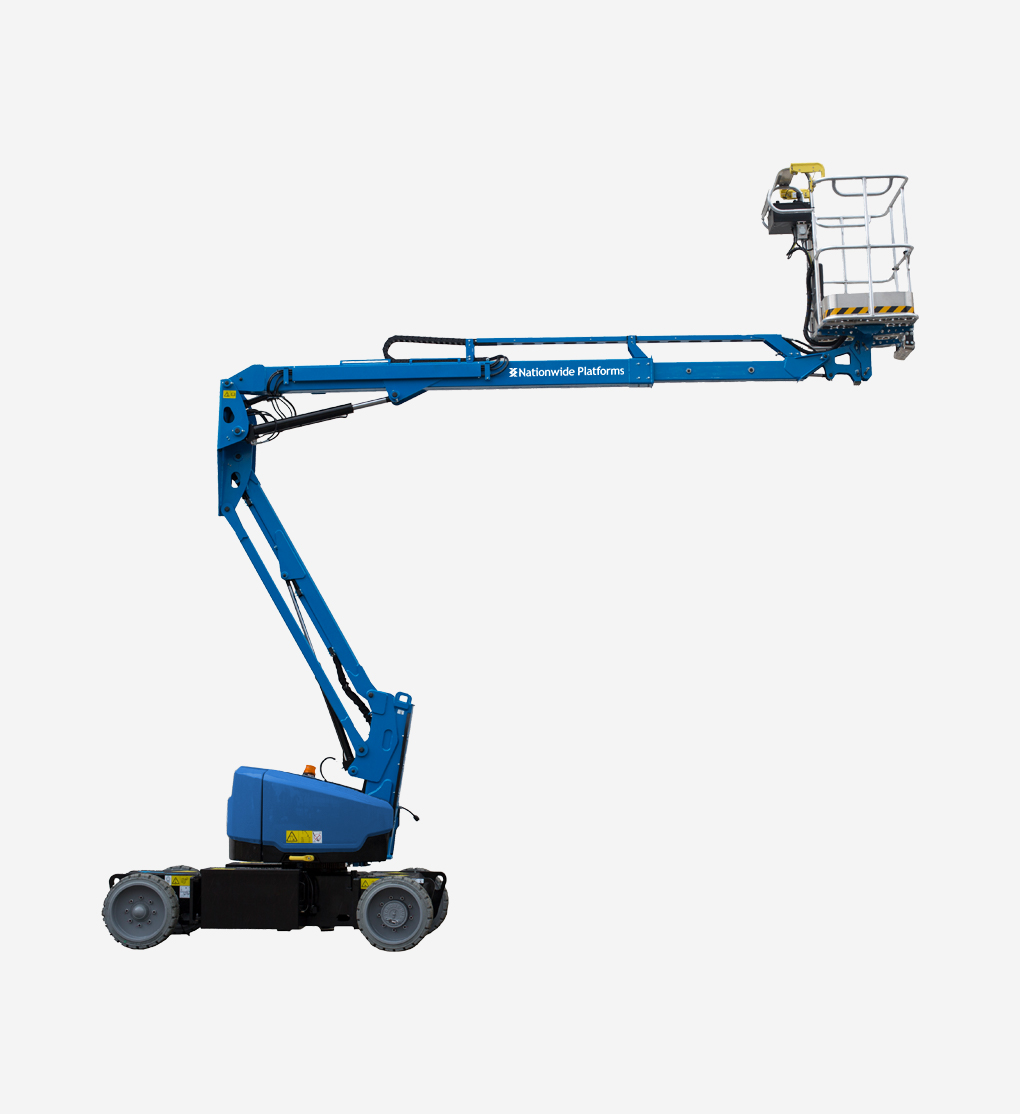 Z33E - 12m Electric Boom Lift
