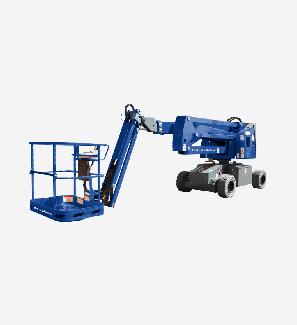 HA15IP - 15m Electric Boom Lift