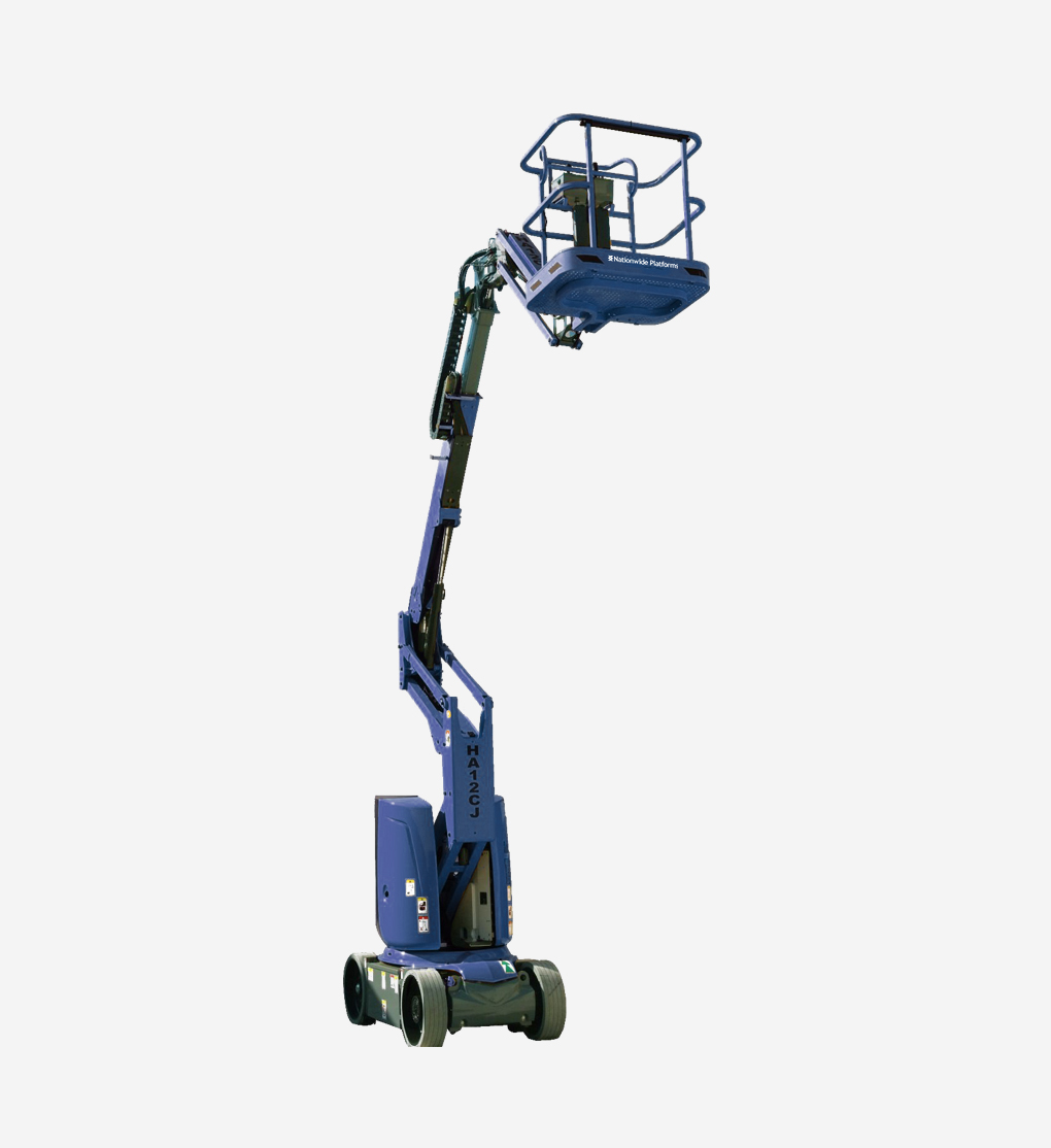 HA12CJ - 11m Electric Boom Lift