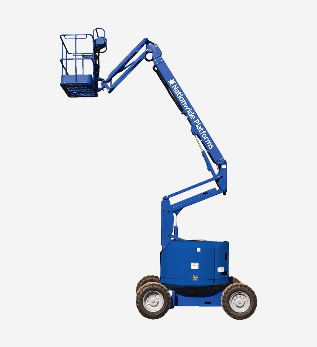 G34N - 12.52m Electric Boom Lift