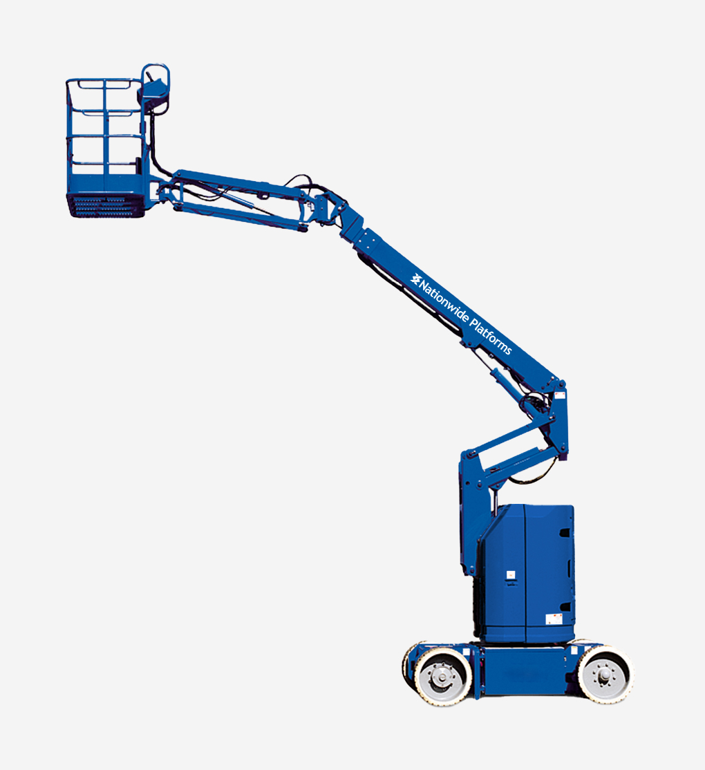 G30N - 11m Electric Boom Lift